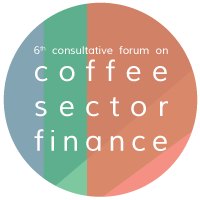 6th Consultative Forum on Coffee Sector Finance logo