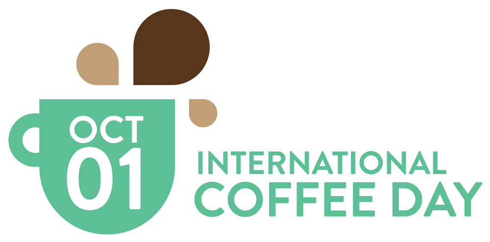 International Coffee Day Logo