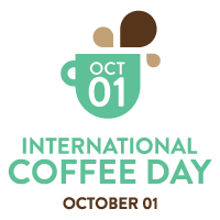 International Coffee Day 2016 Logo